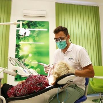 Egyéb fogászati szolgáltatások