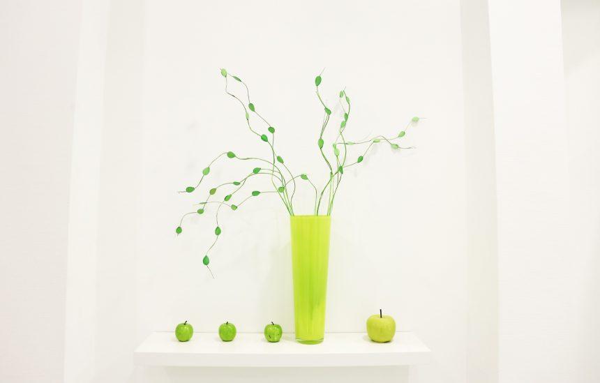 Dekoration bei Evergreen Dental