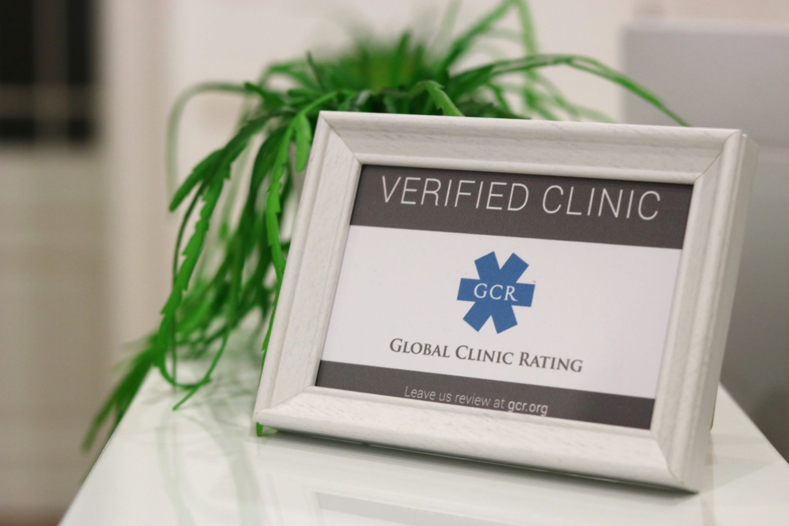 Global Clinic Rating Verified clinic